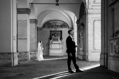 Groom and bride - Fabio Schiazza
