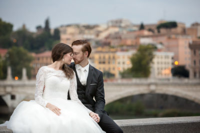 Groom and bride - Fabio Schiazza